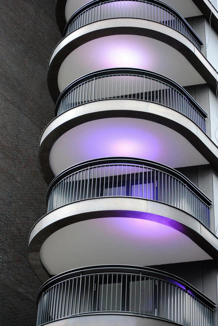 Balkon in Venlo