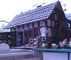 Balkon Wassermühle