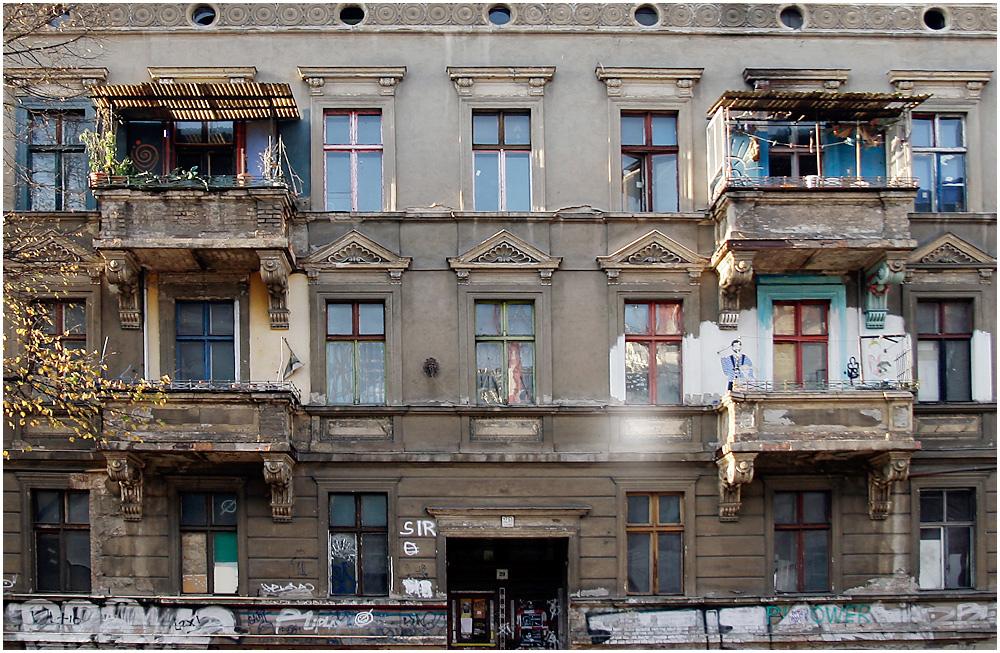 Balkonansichten