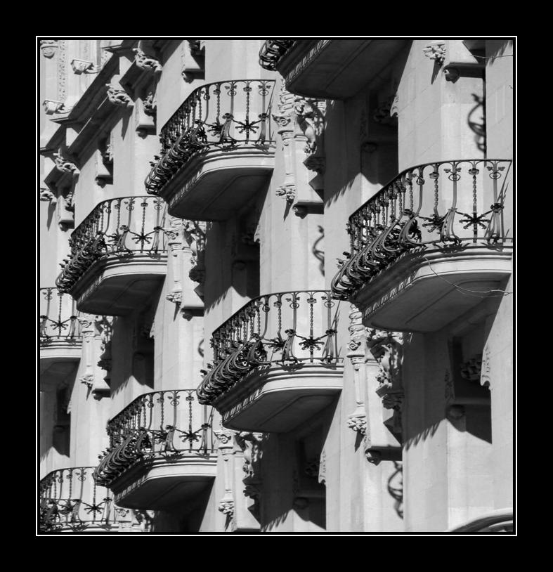 Balkone in Palma de Mallorca