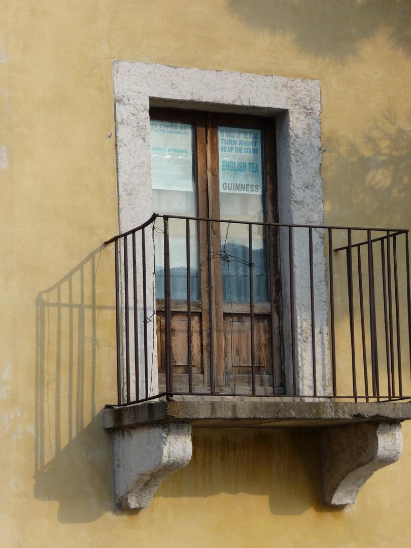 balkonien....oder wie ?