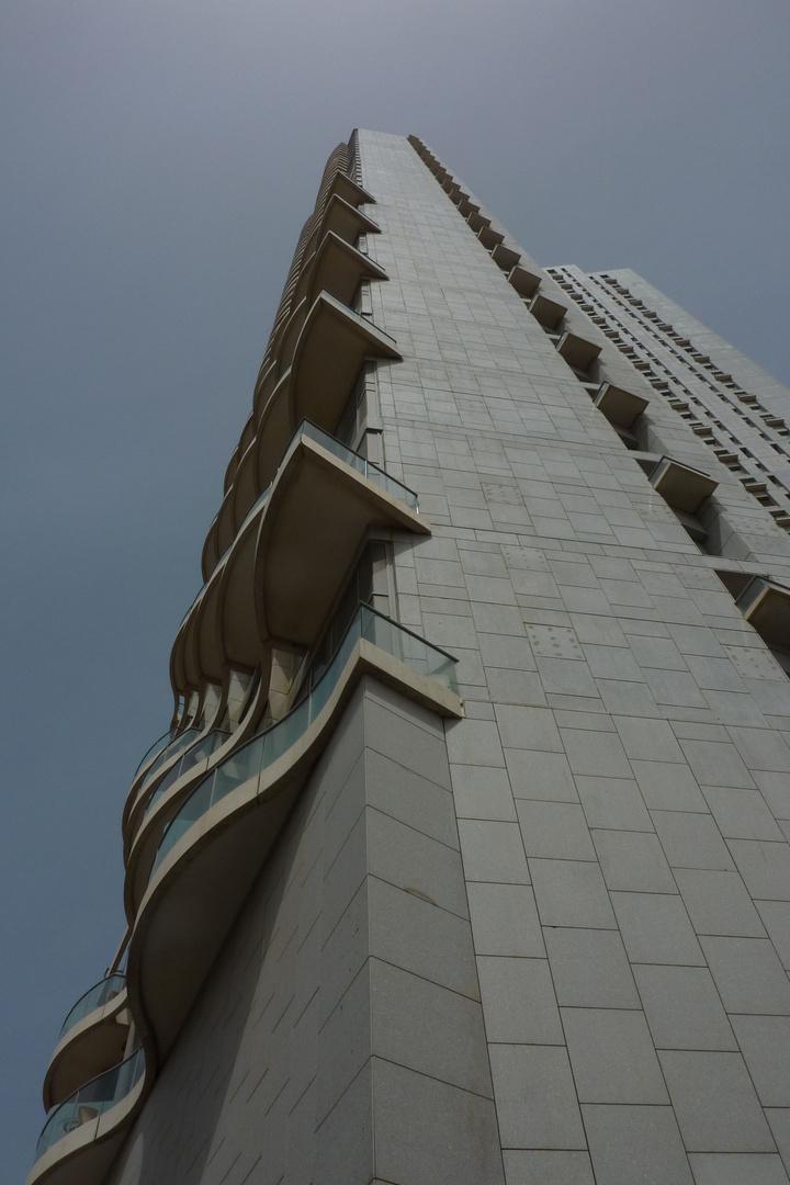 """""""Balkons mit Meerblick"""" in Tel Aviv"""