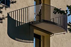 Balkon.Schatten