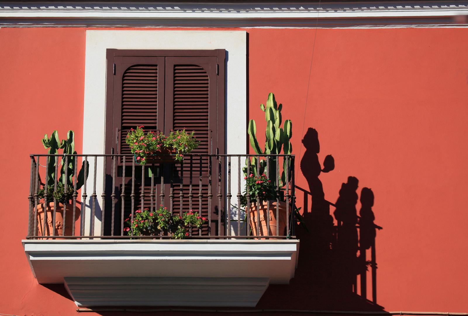 Balkonschatten