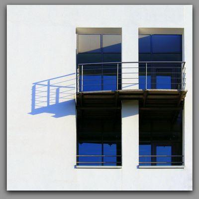Balkonverlängerung