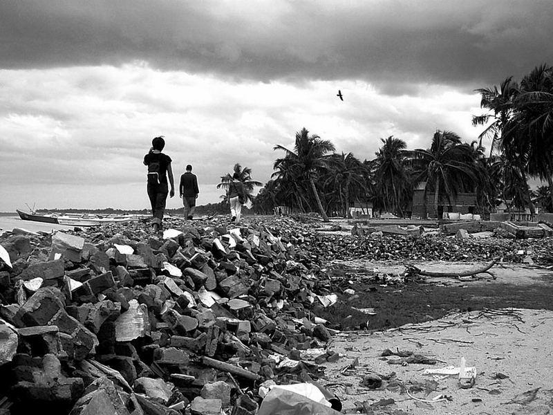 Ballade après le tsunami