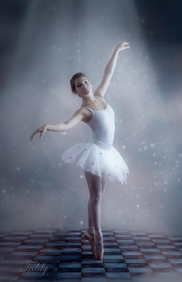 Ballerina foto bild kunstfotografie kultur tanz for Bild ballerina
