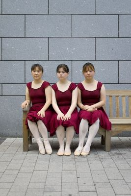 Ballerina Familie