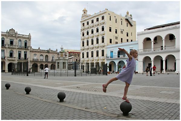 Ballerina, La Habana