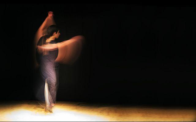 Ballerino di seconda fila