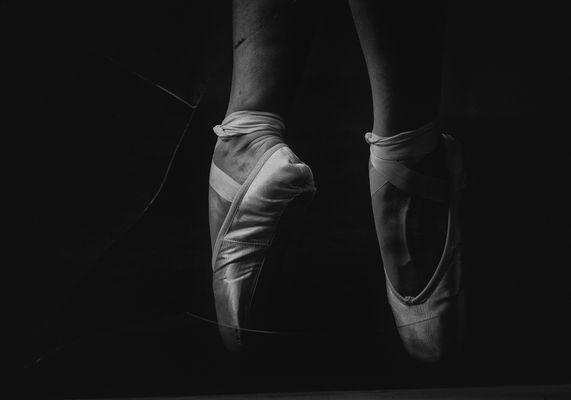 ...ballet...