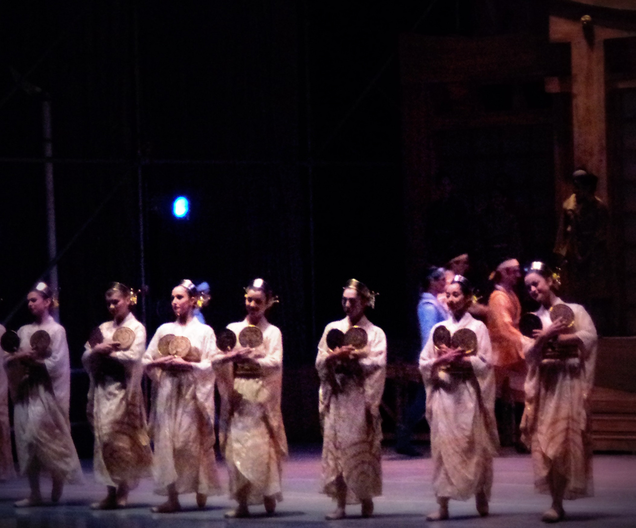 Ballet madame butterfly