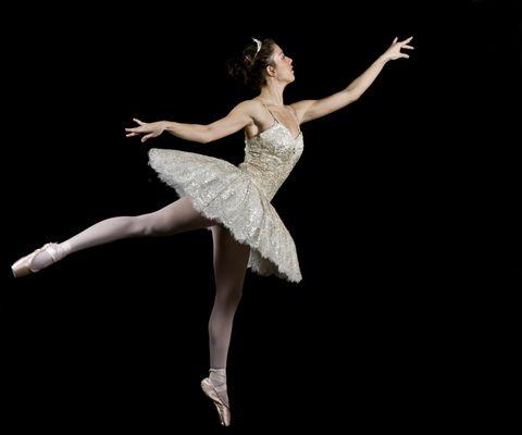 Ballet posing serie #1