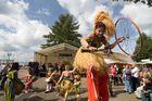 Ballet Zebola Afrikamarkt Steinhude