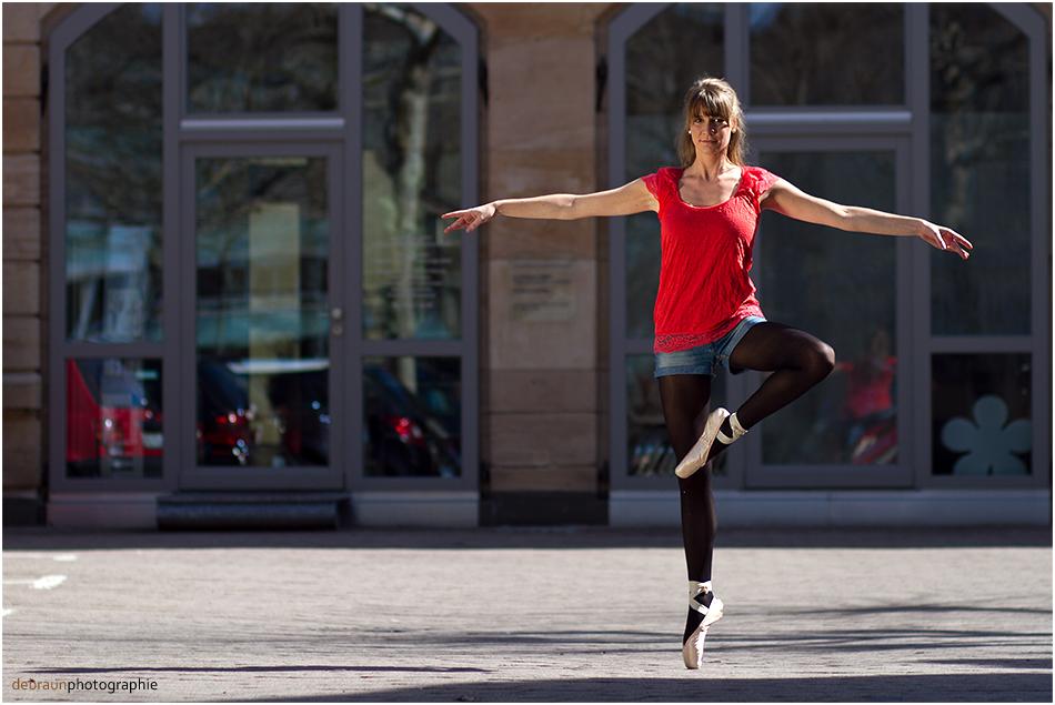 Ballett in City III