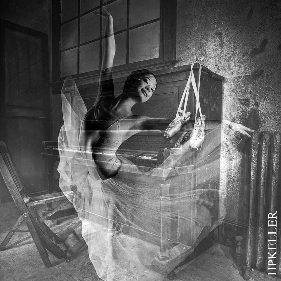 Ballett IV - Kombigrafie