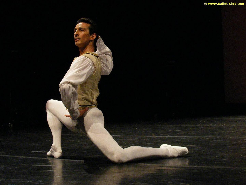 Ballett on stage