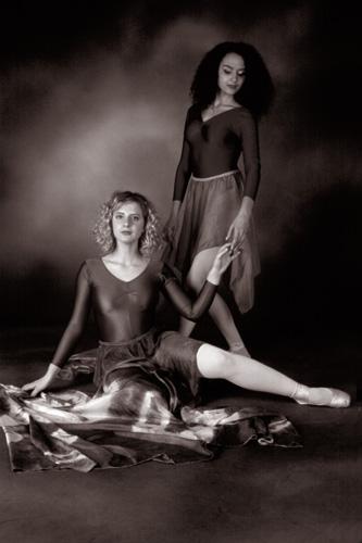 Ballett Posing 2