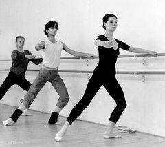 Ballett-Unterricht (9; letzte der Serie)