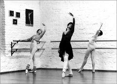 Ballett-Unterricht