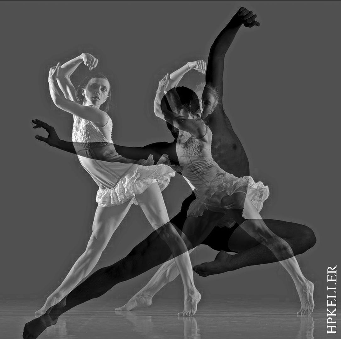 Ballett V - Kombigrafie