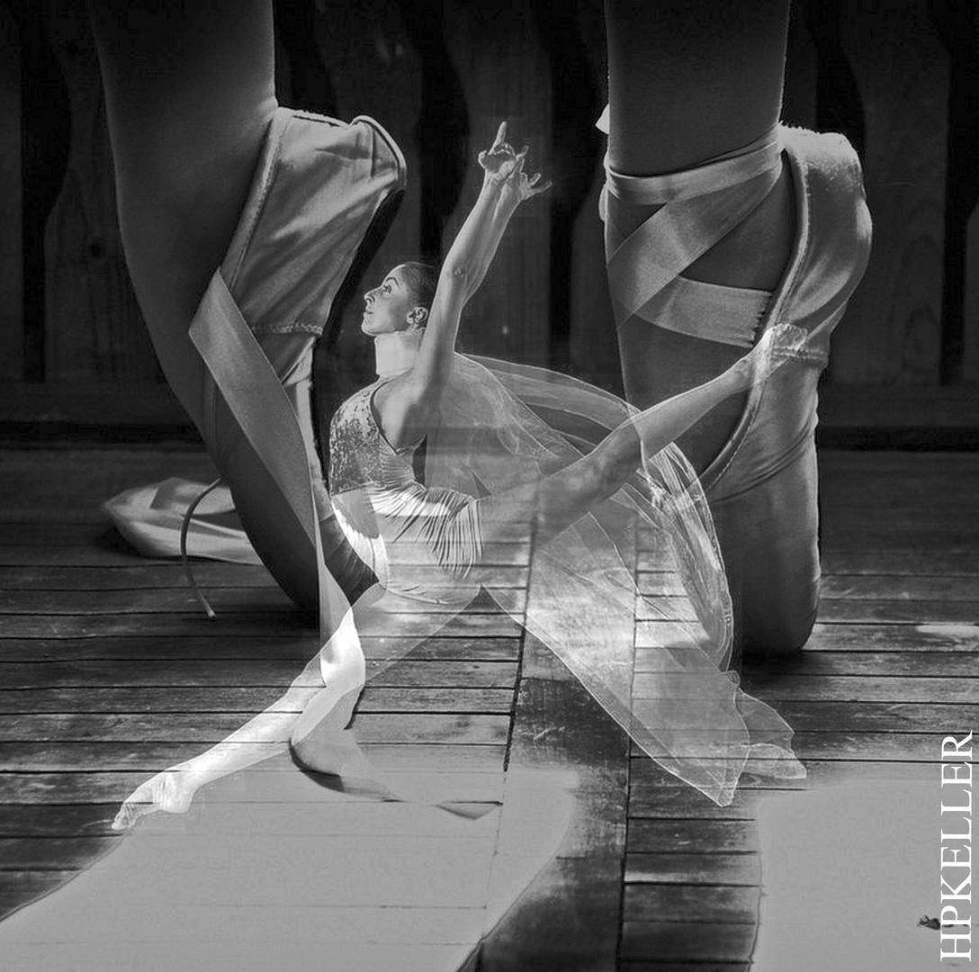 Ballett X - Kombigrafie