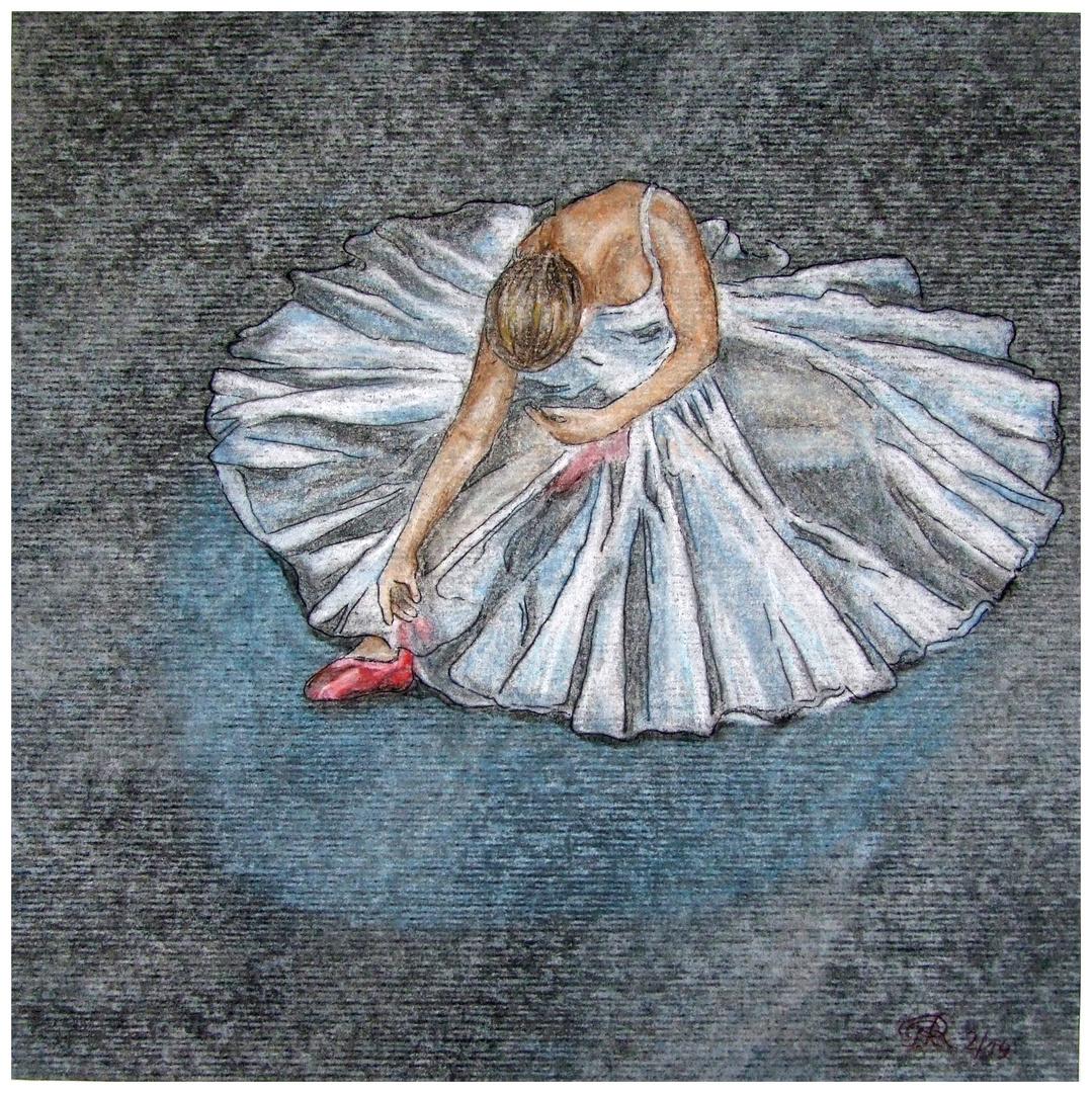 Ballettänzerin II