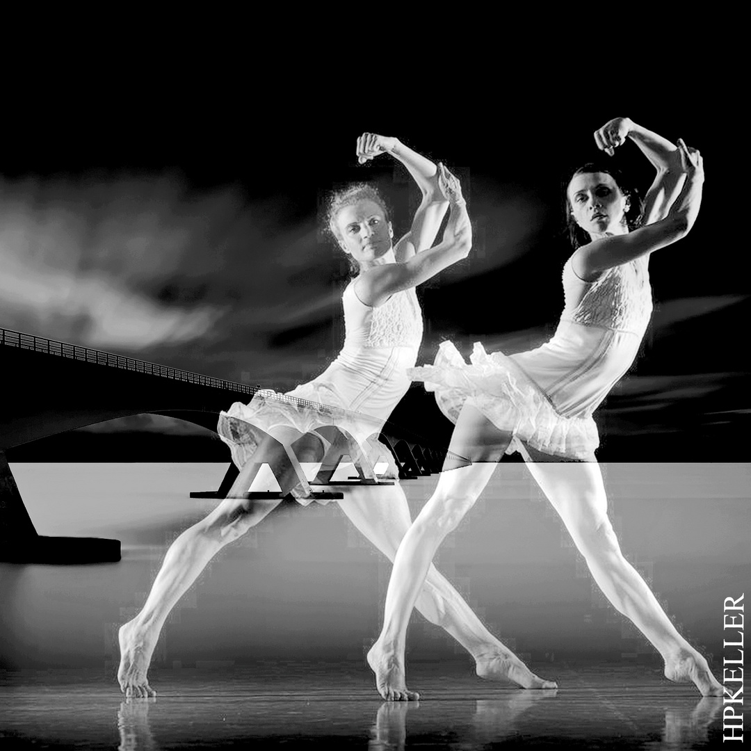 BallettArt III - Kombigrafie