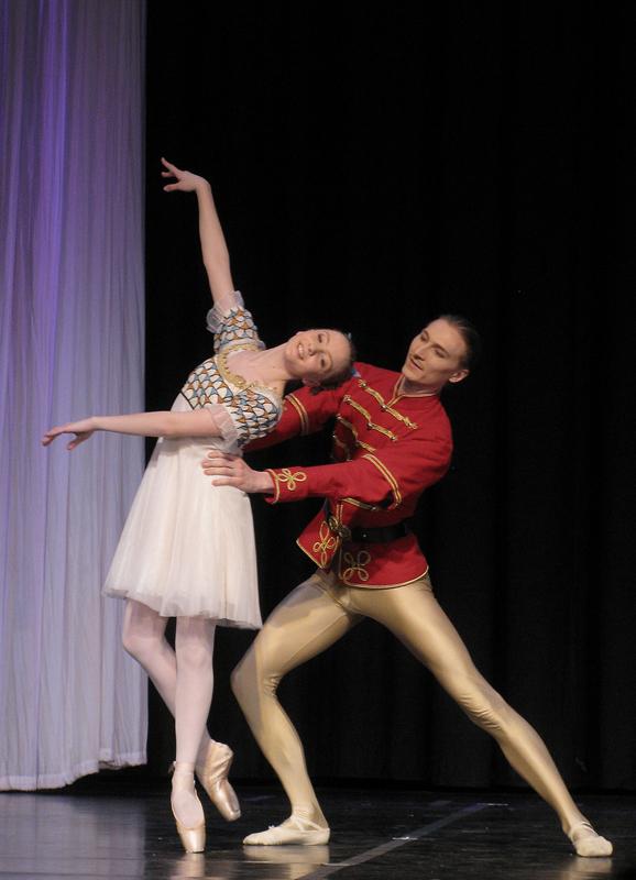 Ballettaufführung Urania Berlin **