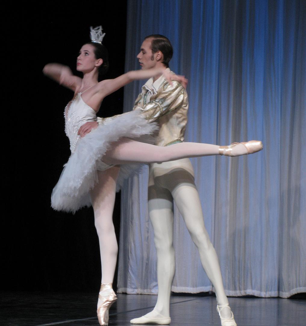 Ballettaufführung Urania Berlin