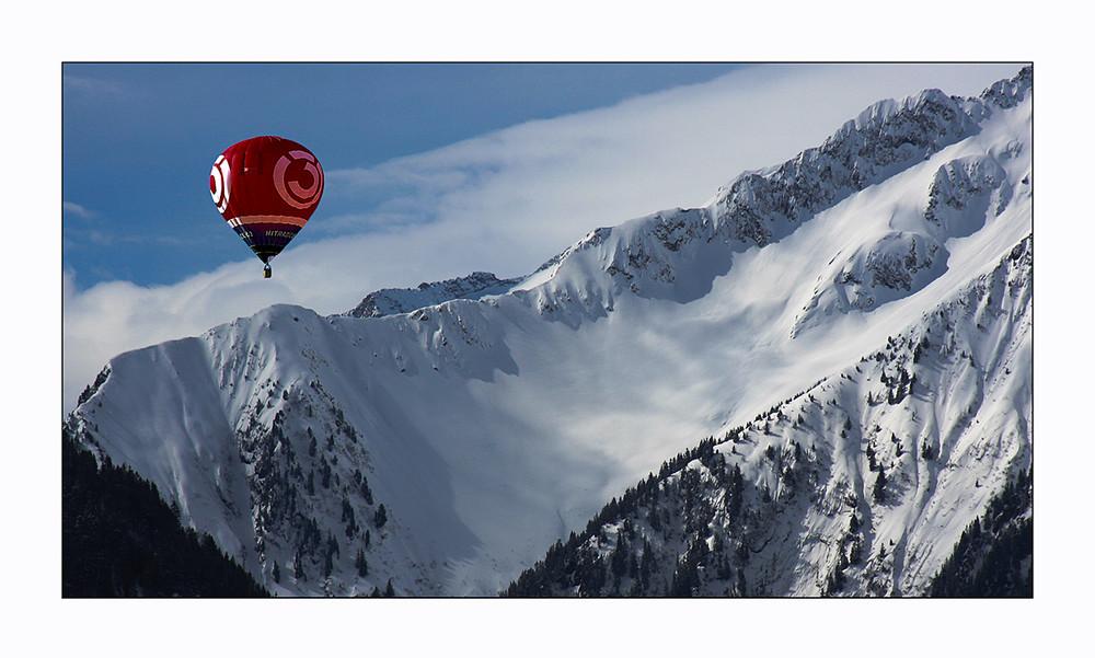 :::...Ballon fahren ...::::