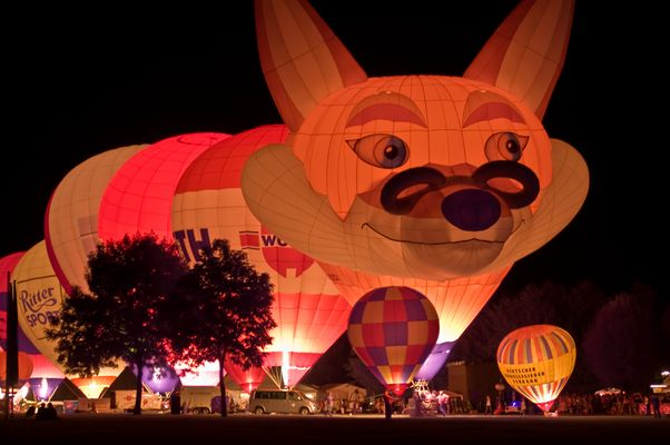 Ballon Fiesta IV