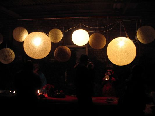 Ballon, Kleister & Hanfseil