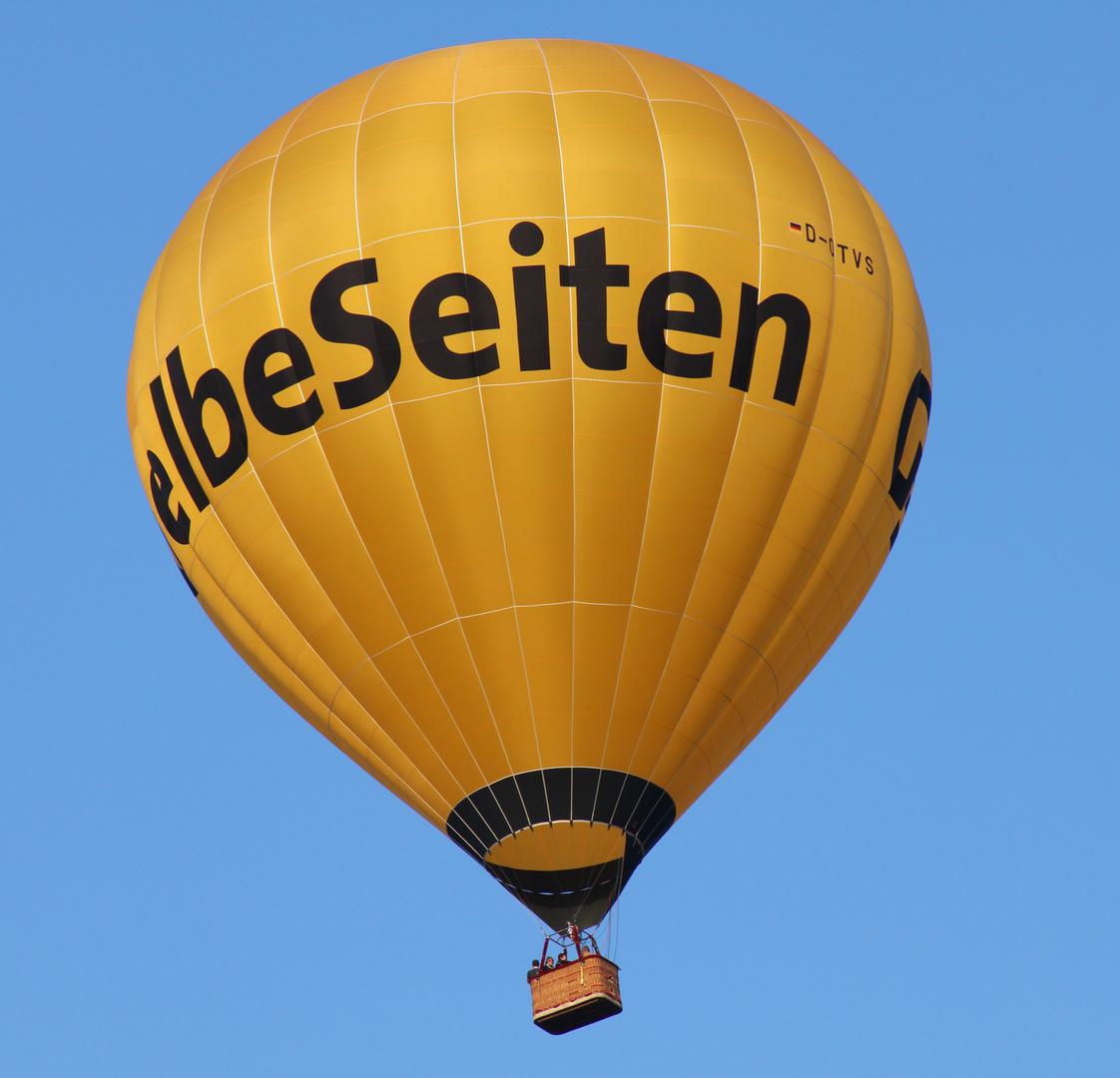 Ballon nach Zuschnitt