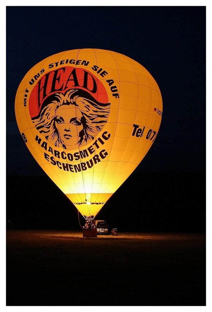"""Ballon Night-Glow"""