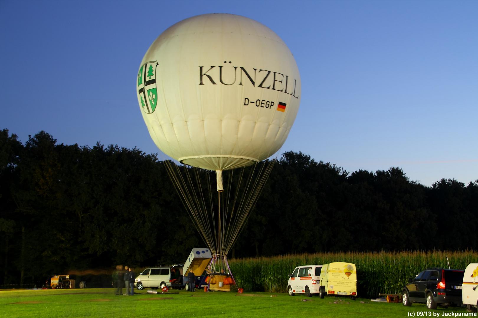 Ballon-Oktoberfest in Gladbeck vom 27.09.13 - 29.09.13 (2)
