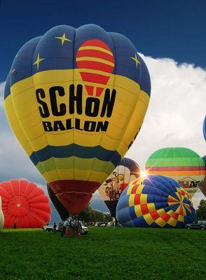 """Ballon """"Schön"""""""