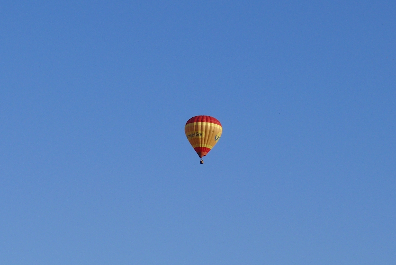 Ballon von Thüringen Gas