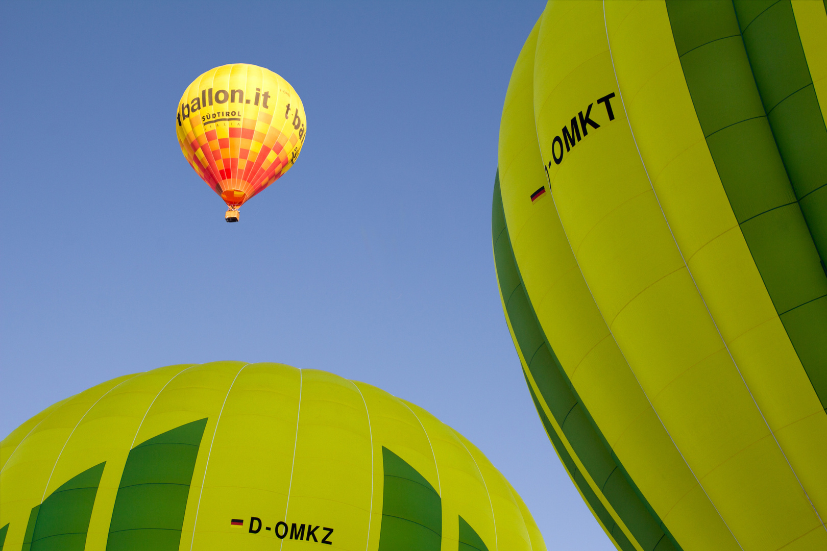 Ballone erleben