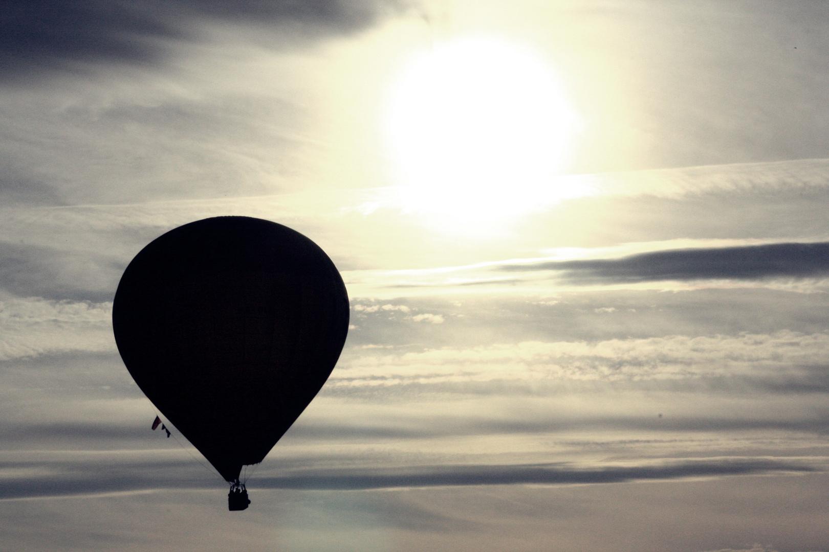 Ballonfahrt 16.O7.2O11