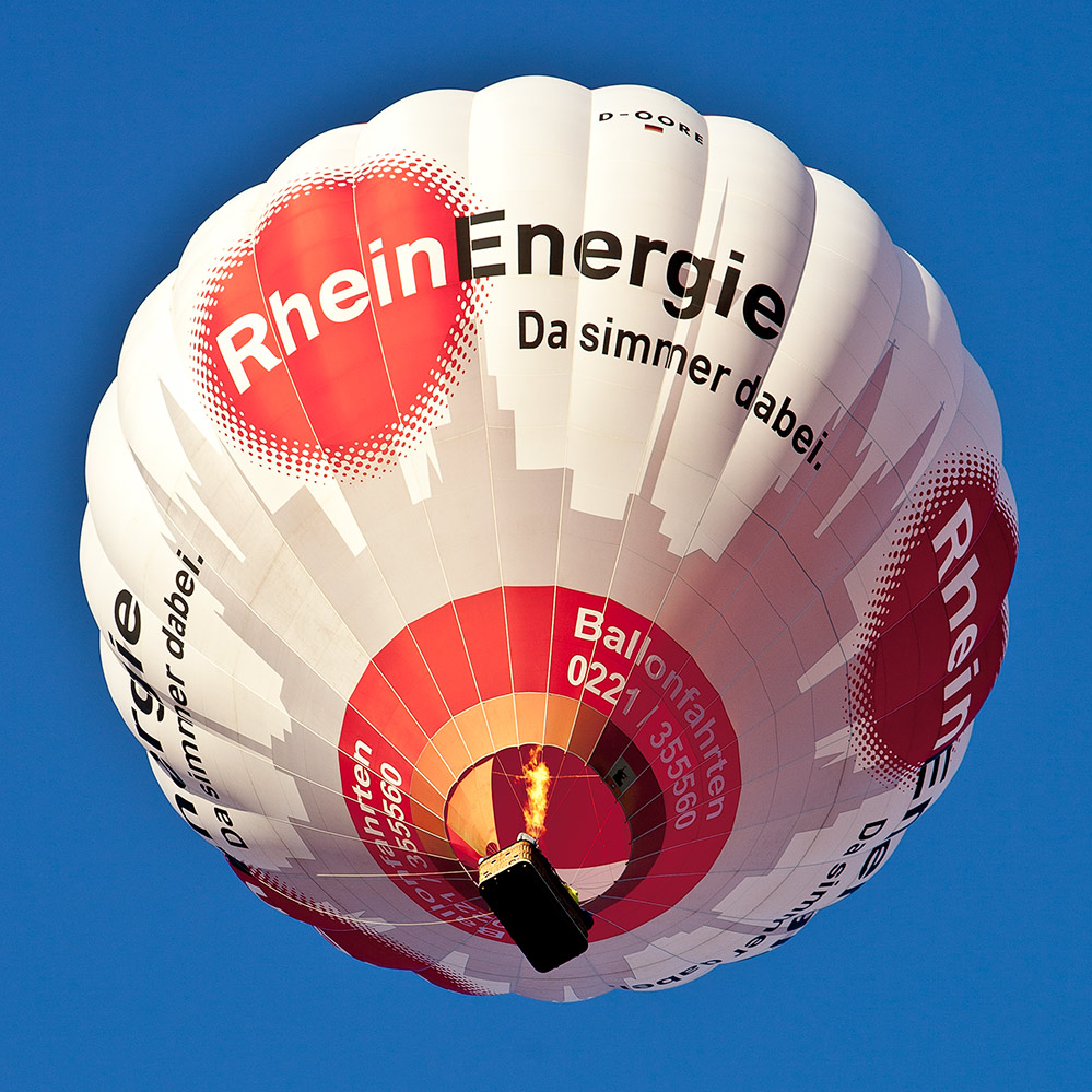Ballonfahrt