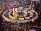 Ballonfahrt über Leipzig