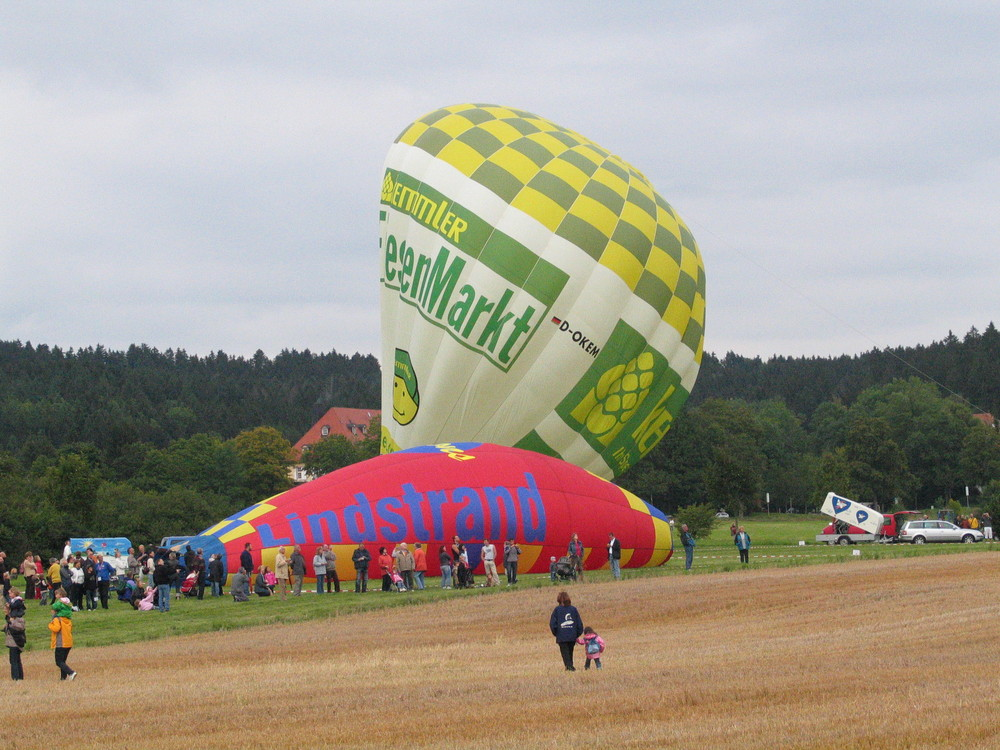Ballonfestival Bad Dürrheim