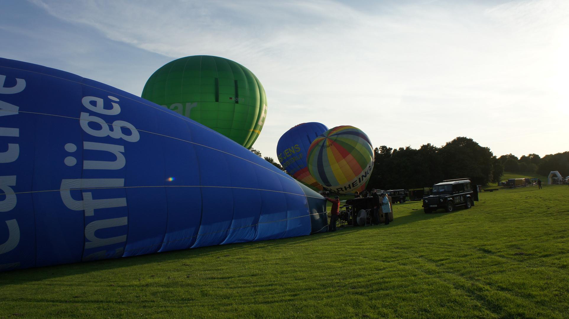 Ballonfestival Bonn 2013 -2