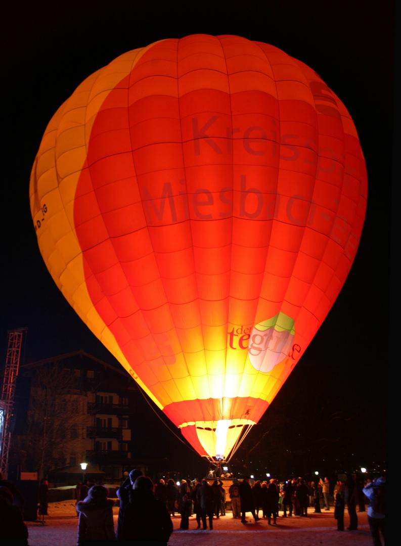 Ballonglühen 2012