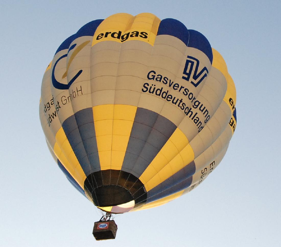 Ballonlandung in Wilsingen 2010.09.11 II