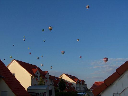 Ballonparade
