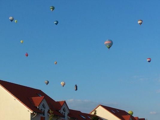 Ballonparade Nr.2