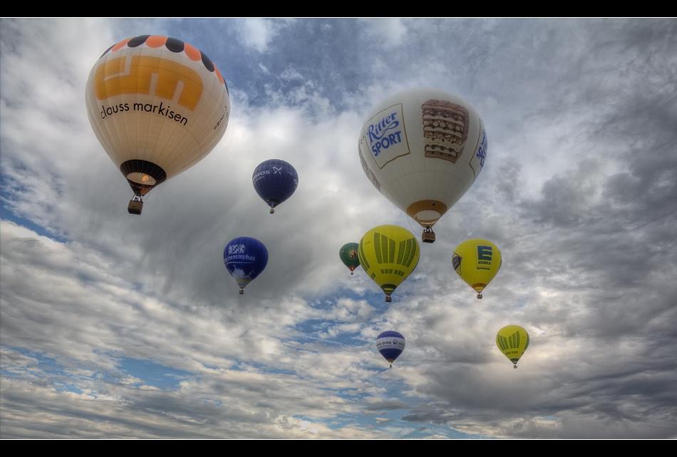 Ballonstarts Scharnhauser Park 6