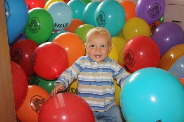 Ballonvergnügen
